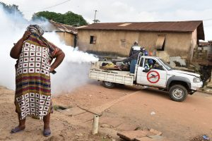 Dengue Cote d Ivoire demoustication